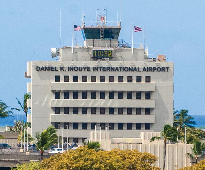 Daniel K Inouye International Airport
